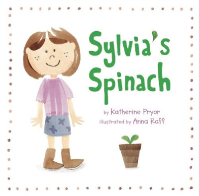 `Pryor, Katherine/ Raff, An...-Sylvia`S Spinach  (US IMPORT)  BOOK NEW