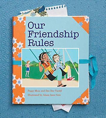 Moss Peggy/ Tardif Dee Dee/...-Our Friendship Rules  (US IMPORT)  BOOK NEW