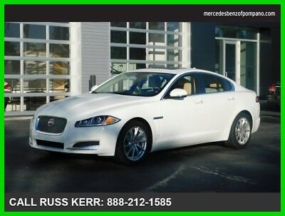 2015 Jaguar XF I4 T Premium 2015 I4 T Premium Used Turbo 2L I4 16V Automatic Rear Wheel Drive Sedan Premium