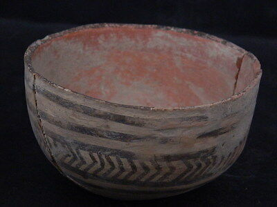 Ancient Teracotta Painted Pot Indus Valley 2500 BC #PT15683