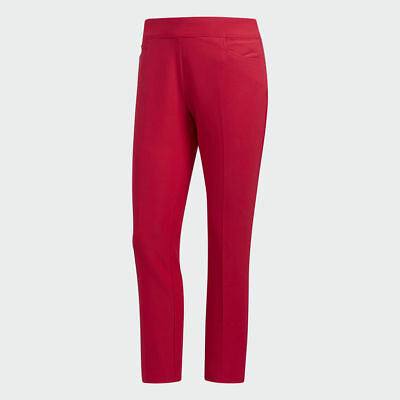 NEW Adidas Womens Ultimate Adistar Ankle Pants - Energy Pink - Small CF9312