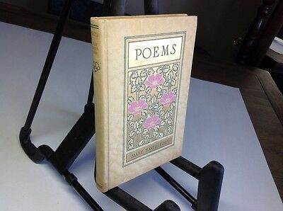 Collectible Book - Mary Baker Eddy - Poems - Christian Science - Nice Cover!