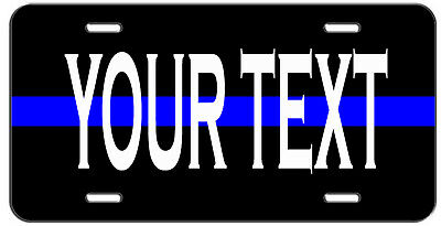 """CUSTOM KENTUCKY License Plate Unbridled Spirit State /""""Any Text/"""" Personalized Tag"""