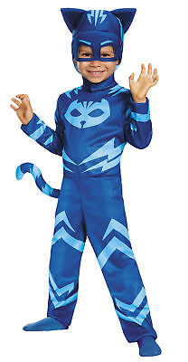 PJ Masks Catboy Classic Toddler/Child Costume by Disguise