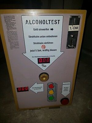 Alcoholtester automat