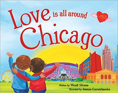 Silvano Wendi/ Czernichowsk...-Love Is All Around Chicago (US IMPORT)  HBOOK NEW