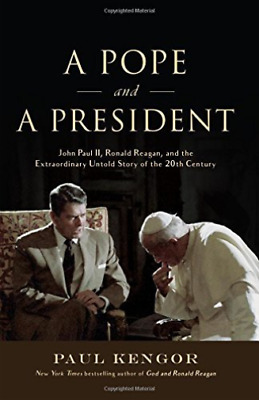 Kengor Paul-A Pope And A President  (US IMPORT)  BOOK NEW