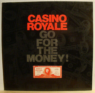 "12"" CASINO ROYALE - Go For The Money!  1989"
