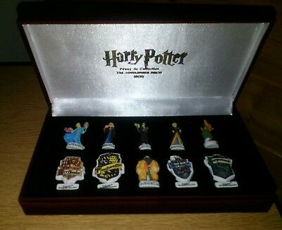 "Feves Coffret Diorama ""Harry Potter"""