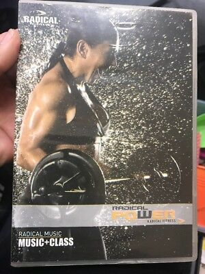 The Personal Training Package DVD Radical Music & Class