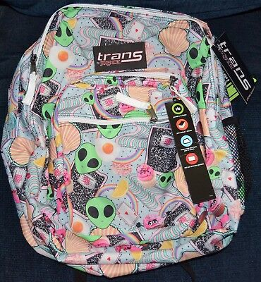 Trans by Jansport JanSport BackPack Back Pack New with Tags