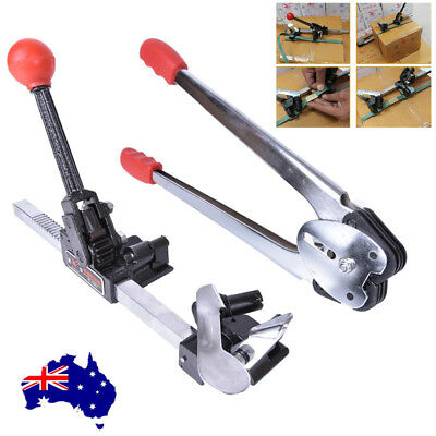 Strapping Packing Machine Manual Strapping Tool Set Tensioner with Cut
