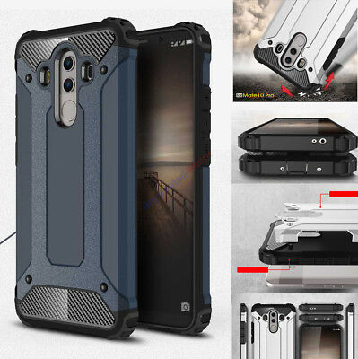 For Huawei Mate 10 Pro Cover Real Rugged Dual Layer Heavy Duty Hybrid Hard Case