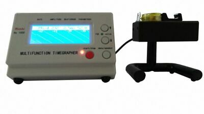 New Watch Timing Machine Multifunction Timegrapher No. 1000 [DORL_A]
