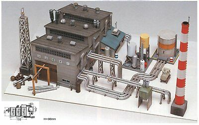 Greenmax No.2144 1/150 N scale Plant Factory 4946950214400