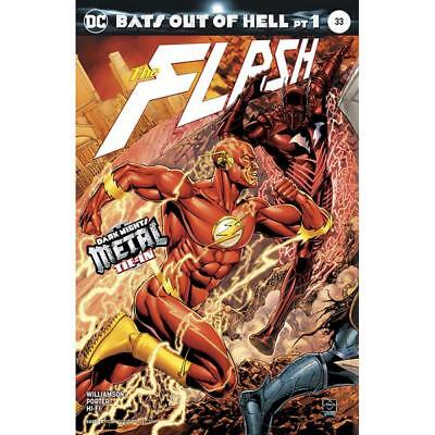 FLASH #33 METAL (DC 2017 1st Print) COMIC