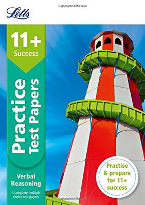 11+ Verbal Reasoning Practice Test Papers - Multiple-Choice (Paperback) New Book