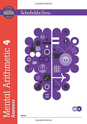 Mental Arithmetic Book 4 Answers: Year 5, Ages 9-10 (Paperback) New Book