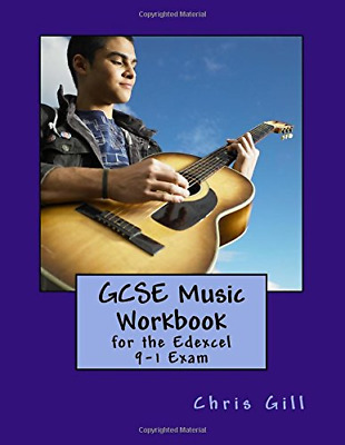 GCSE Music Workbook: for the Edexcel 9-1 Exam (Paperback) New Book