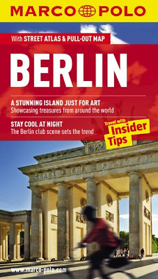 Berlin Marco Polo Pocket Guide (Marco Polo Travel Guides) (Paperback) New Book