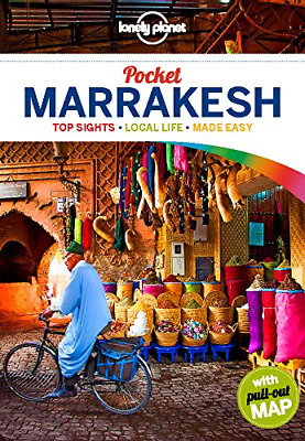 Lonely Planet Pocket Marrakesh (Travel Guide) (Paperback) New Book