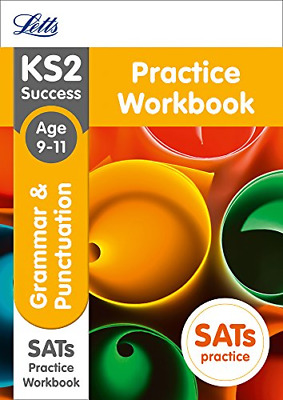 KS2 English Grammar and Punctuation Age 9-11 SATs Practice  (Paperback) New Book