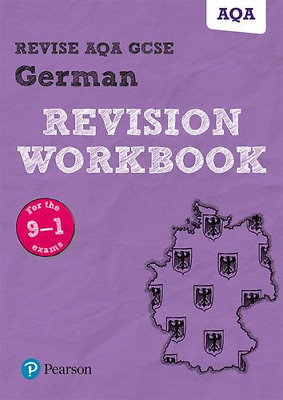 Revise AQA GCSE German Revision Workbook: for the 9-1 exams (Paperback) New Book