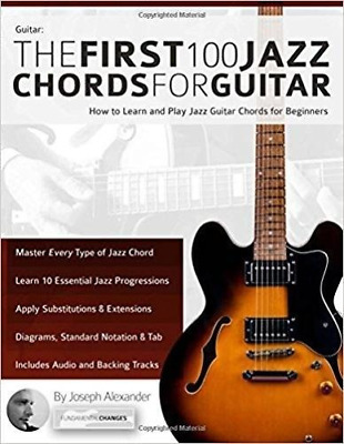 Jazz Guitar Chords Learn The Essential Chord You Need Book Dvd