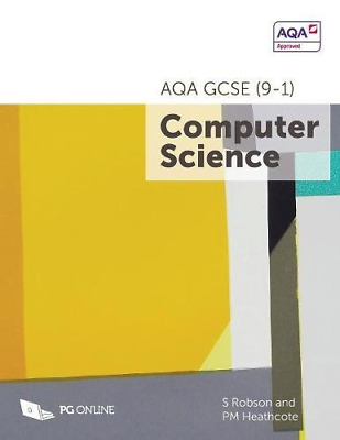 AQA GCSE (9-1) Computer Science (Paperback) New Book