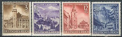 GERMANIA REICH 1941 - TL (catalogo n.° 730/733) (6209)