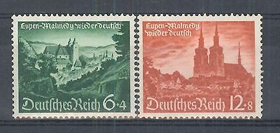 GERMANIA REICH 1940 - TL (catalogo n.° 672/673)  (6219)