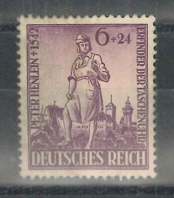 GERMANIA REICH 1942 - TL (catalogo n.° 743) (6197)