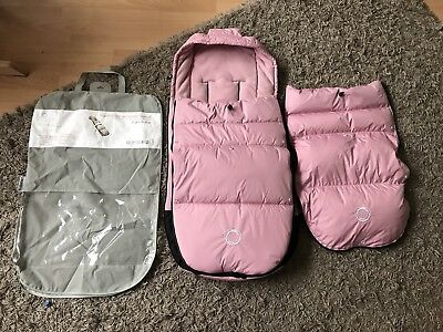 Bugaboo High Performance Fußsack - Soft Pink - 2 Cover