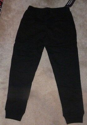 NEW FRENCH TOAST Jogger Pants Girls Youth 7 8 Black NEW NWT