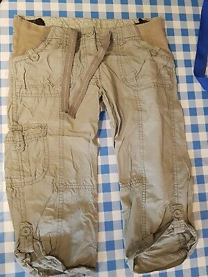 size 8 maternity combat trousers