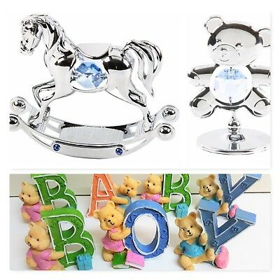New Baby Boy Gifts set  Baby Shower Christening NEW Gift