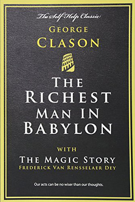 The Richest Man in Babylon: with The Magic Story (Paperback) New Book