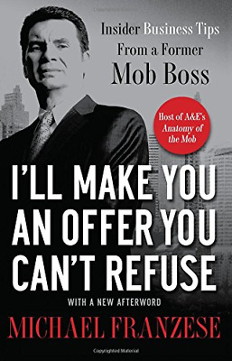 I'll Make You an Offer You Can't Refuse (Paperback) New Book