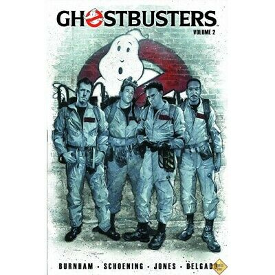 Ghostbusters Ongoing Tp Vol 02 -  - 13/01/2018