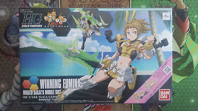 Gundam Build Fighters Try - SD-237 Winning Gundam Winning Fumina HGBF 1/10