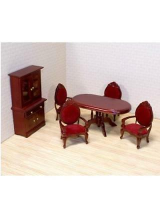 Victorian Dining Room Set - Doll Houses by Melissa & Doug (2586)
