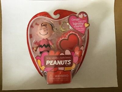 Charlie Brown - Valentine Figure & Charm from 2009
