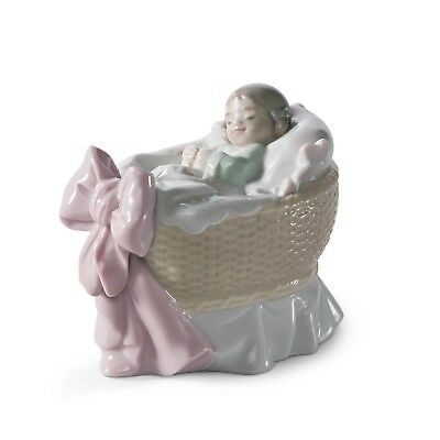 Lladro Collectible Figurine, A new Treasure Girl, New Unboxed