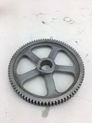 Industrial Machine Steampunk Pulley Gear Cog Lamp Part Other Art Project