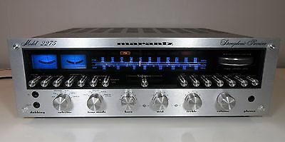 Marantz 2275 Works Perfect Serviced W/caps Led Upgrade