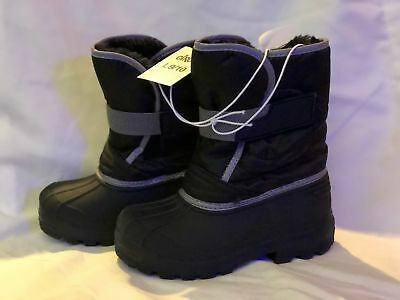 Circo Winter Snow Boots Toddler Waterproof- Size 9/10:: Brand New with Tags