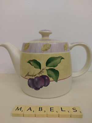 MARKS & SPENCER ~WILD FRUITS~  two pint teapot
