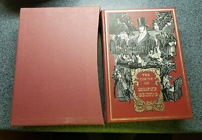 The Count of Monte Cristo by Alexandre Dumas, The Folio Society (1999)