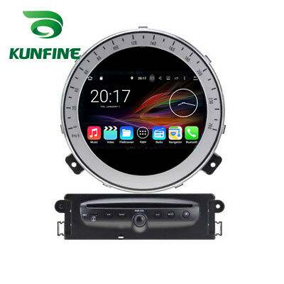 Android 6.0 Octa Core Car Stereo DVD GPS Navigation Player For BMW Mini Cooper