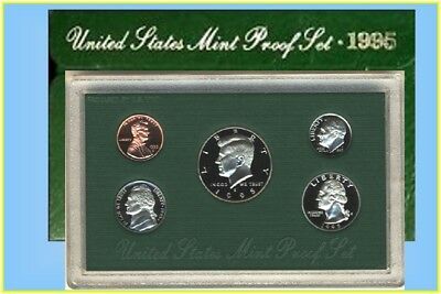 United States Mint United States Mint Proof Set 1995s